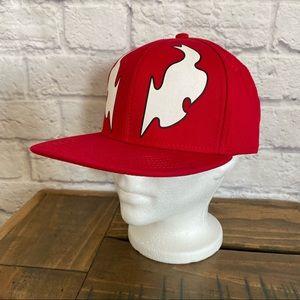 MARVEL CARNAGE Red SnapBack Hat Cap